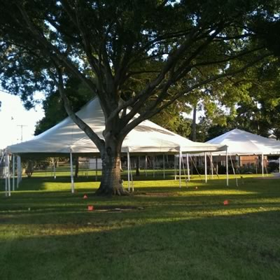 Tent Rental Company in Victoria Texas