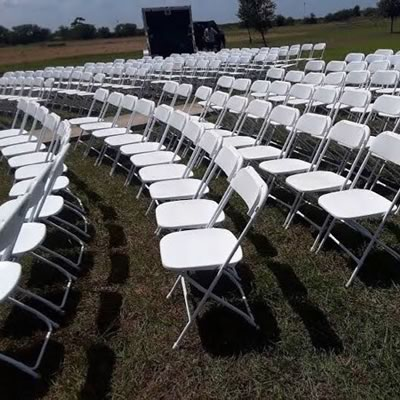 Table & Chair Rental Company in Victoria Texas