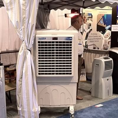 Heating Cooling Rental Company in Victoria Texas