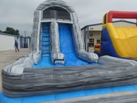 Marble Water Slide Rentals in the Victoria Texas area.